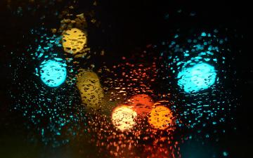 Картинка разное капли брызги всплески стекло свет фон
