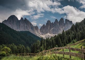 обоя природа, горы, италия, доломитовые, альпы, тироль