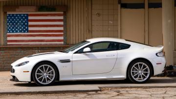 Картинка aston martin v12 vantage автомобили элитные частная ltd компания великобритания