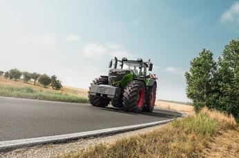 Картинка техника тракторы fendt