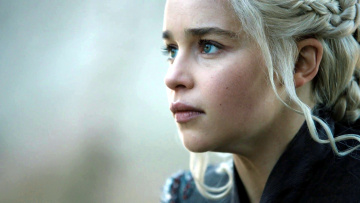 обоя кино фильмы, game of thrones , сериал, daenerys, targaryen