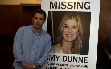 обоя кино фильмы, gone girl, ben, affleck, rosamund, pike