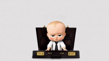 обоя мультфильмы, the boss baby, малыш