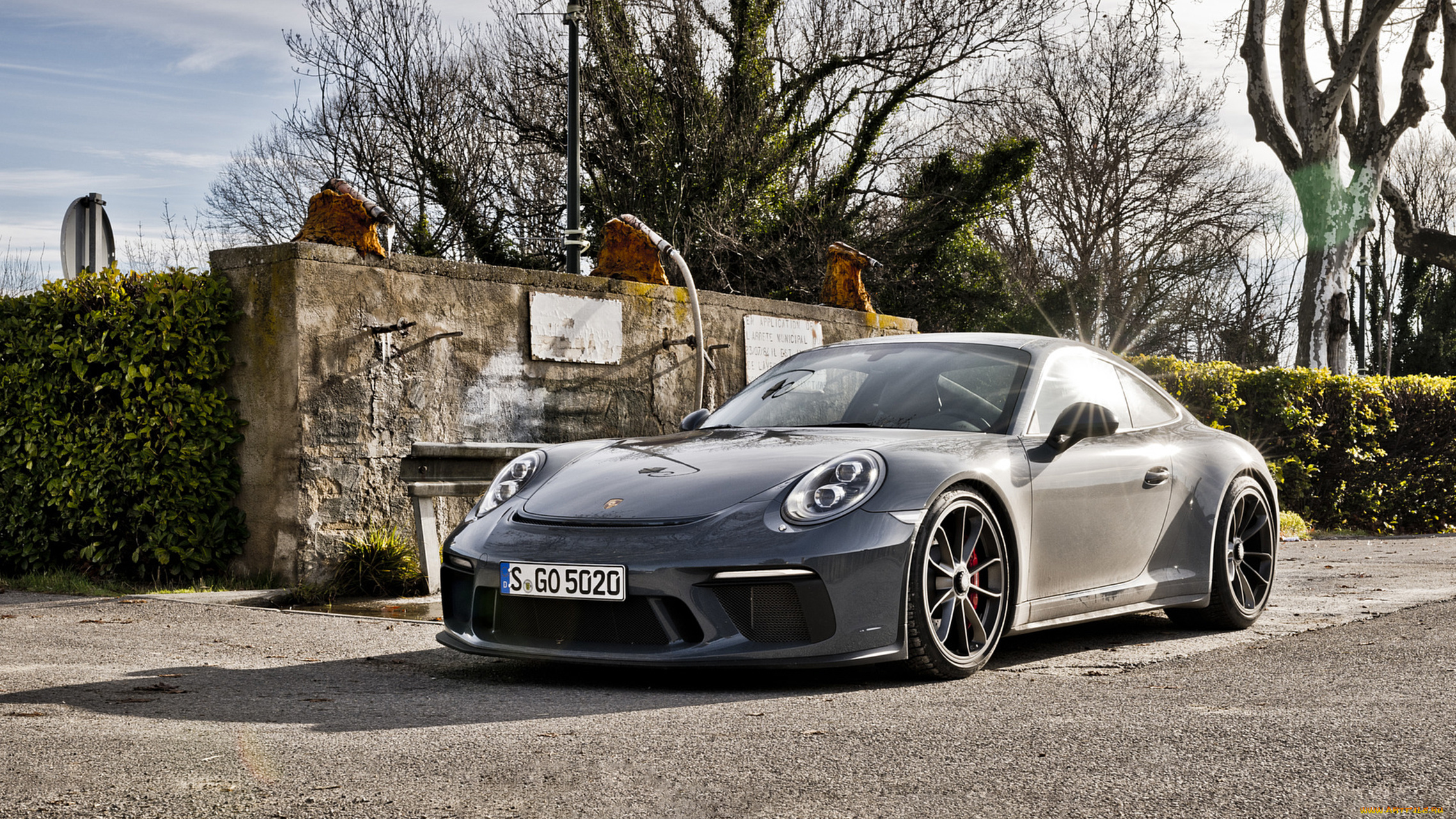 porsche, 911, gt3, with, touring, package, 2018, автомобили, porsche, gt3, 911, 2018, touring, package, with