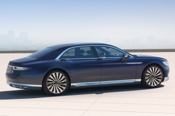 обоя lincoln continental concept 2015, автомобили, lincoln, 2015, concept, continental