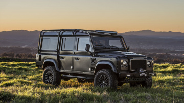 обоя east coast land rover defender 2017, автомобили, land-rover, 2017, defender, east, coast, land, rover