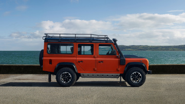 обоя land-rover defender adventure edition 2015, автомобили, land-rover, 2015, edition, adventure, defender