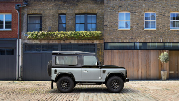 обоя land-rover defender autobiography edition 2015, автомобили, land-rover, 2015, defender, autobiography, edition