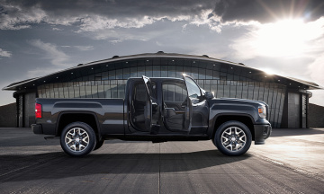 обоя gmc sierra 2014, автомобили, gm-gmc, 2014, gmc, sierra