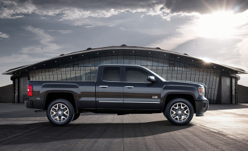 обоя gmc sierra 2014, автомобили, gm-gmc, 2014, sierra, gmc