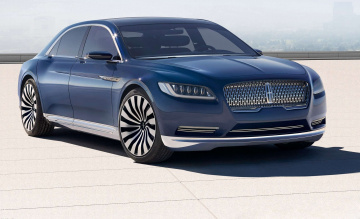 обоя lincoln continental concept 2015, автомобили, lincoln, concept, continental, 2015