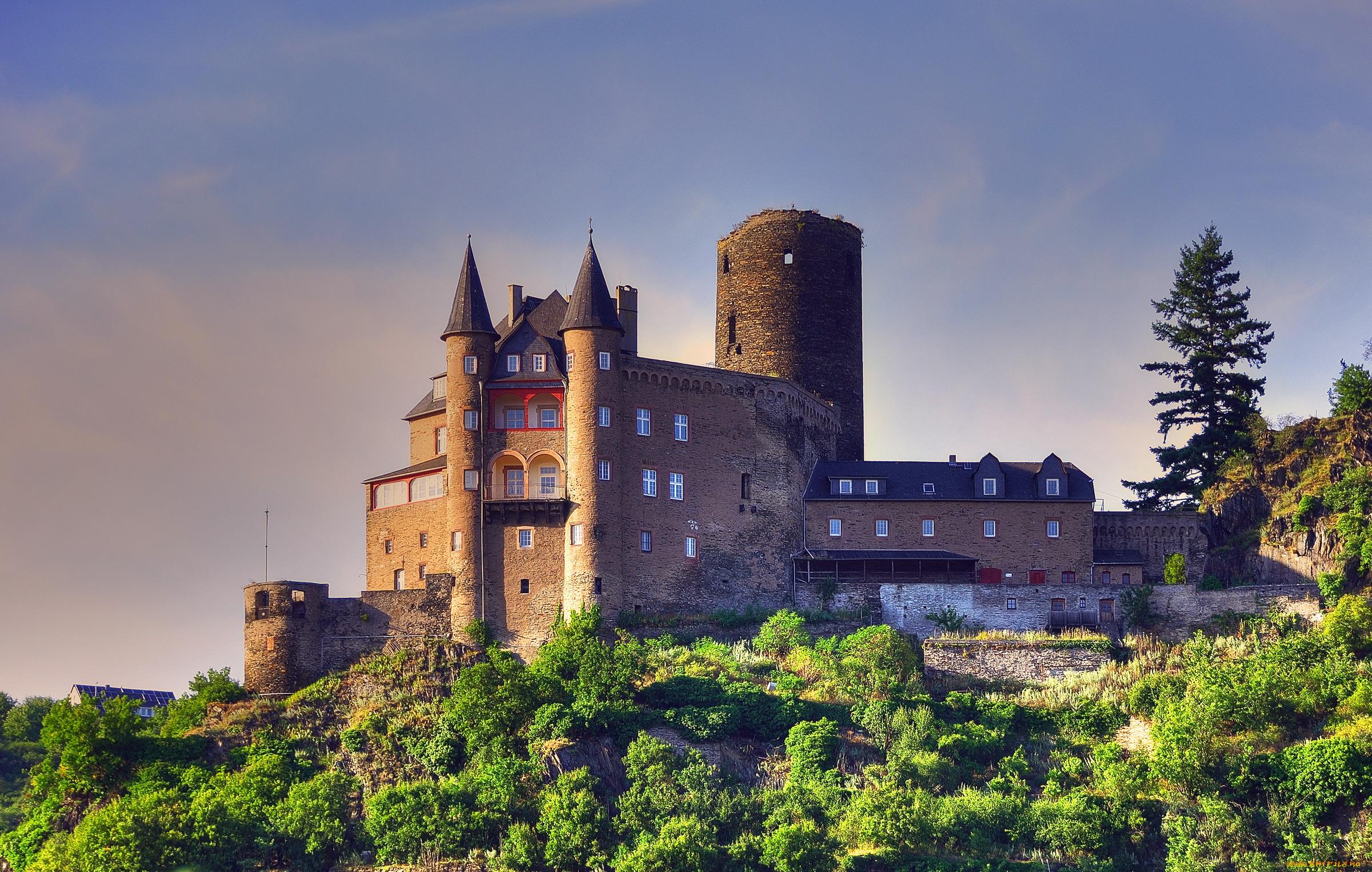 крепость холм скачать