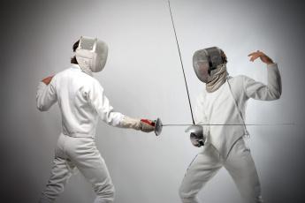 Картинка спорт фехтование шпага