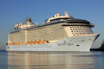 обоя ovation of the seas, корабли, лайнеры, лайнер, круиз