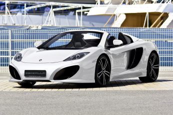 Картинка 2013 gemballa gt spider based on the mc laren 12c автомобили mclaren