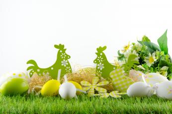 Картинка праздничные пасха яйца