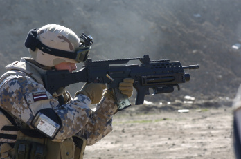 Картинка оружие армия спецназ автомат стрелок