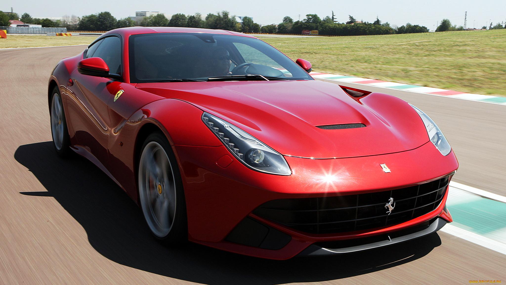 Ferrari F12 Berlinetta спорткар  № 553449 бесплатно