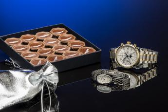 обоя бренды, - другое, часы, шоколад