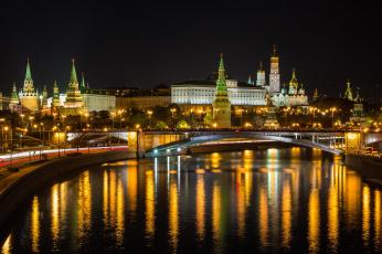 обоя города, москва , россия, москва-река, московский, кремль, москва