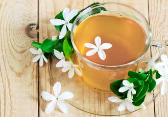 Картинка еда напитки +Чай чашка жасмин