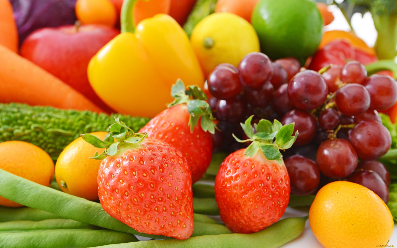 Про любовь, картинки с ягодами фруктами и овощами