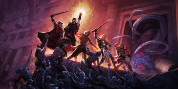 Картинка pillars+of+eternity видео+игры -+pillars+of+eternity eternity action игра of pillars ролевая