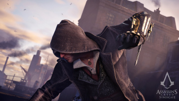 Картинка assassin's+creed+syndicate видео+игры -+assassin`s+creed +syndicate шутер action синдикат assassins creed syndicate кредо убийцы