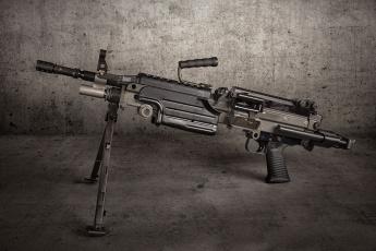 обоя оружие, пулемёты, ручной, пулемёт, фон, m249, saw