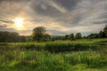 обоя природа, пейзажи, простор