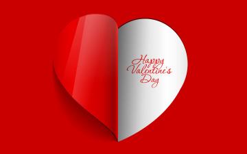 обоя праздничные, день святого валентина,  сердечки,  любовь, фон, сердечко