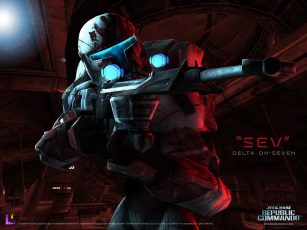 Картинка sev видео игры star wars republic commando