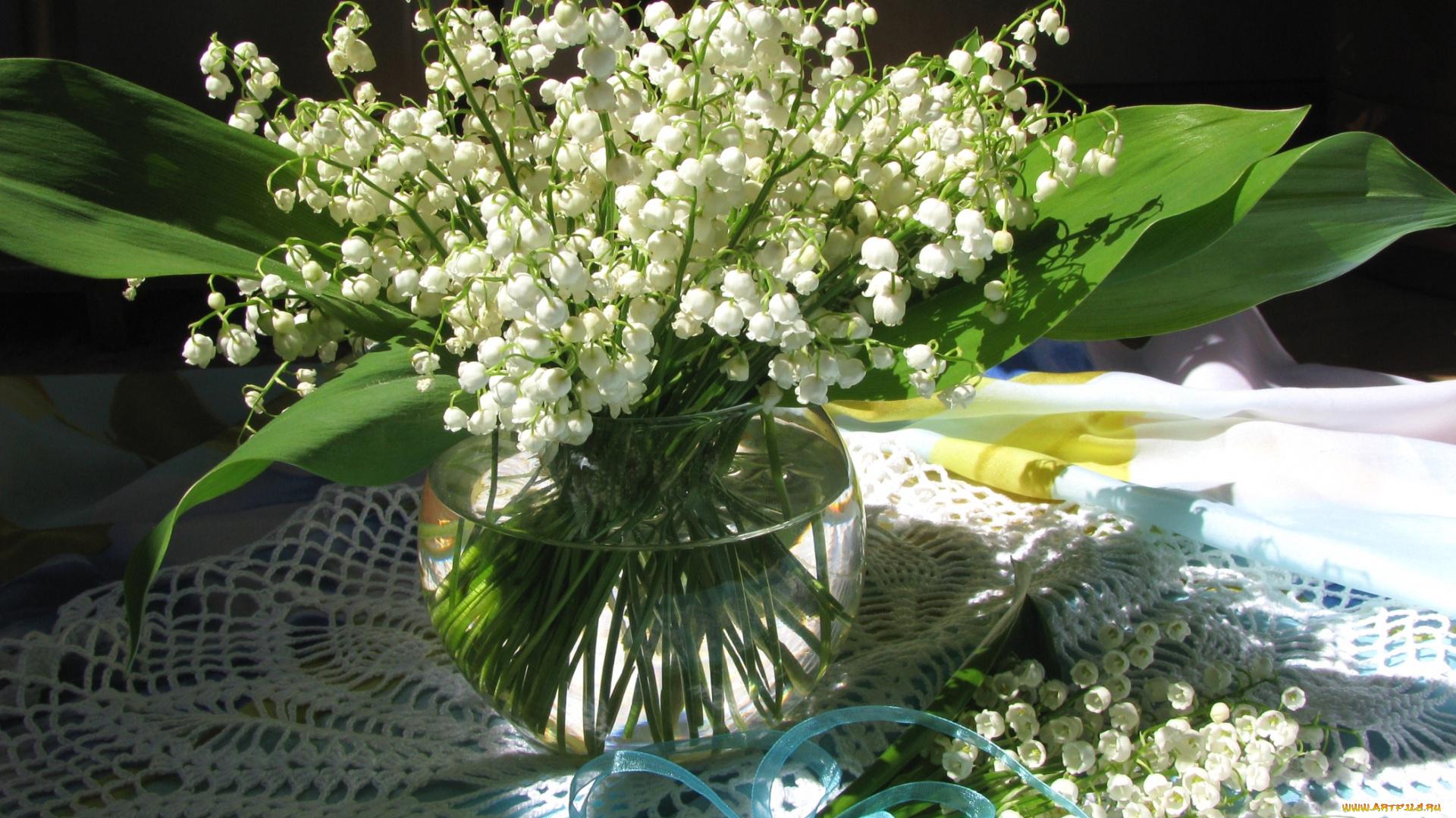 детенышах картинка цветы ландыши нарциссы лилии лайка продажа