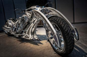 Картинка harley мотоциклы customs байк