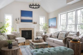 Картинка интерьер гостиная диван мебель подушки