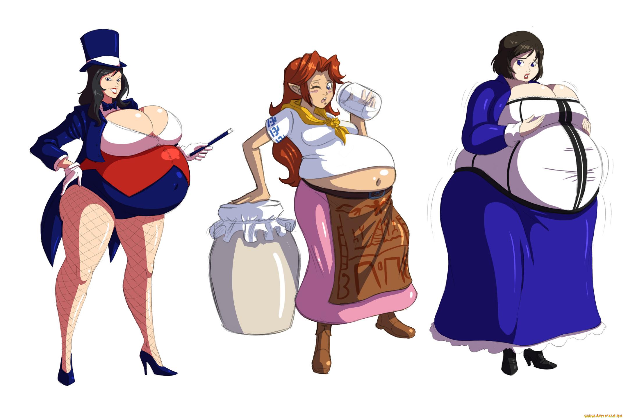 толстая жопа  смешные картинки и другие приколы комиксы