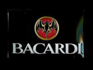 Картинка бренды bacardi
