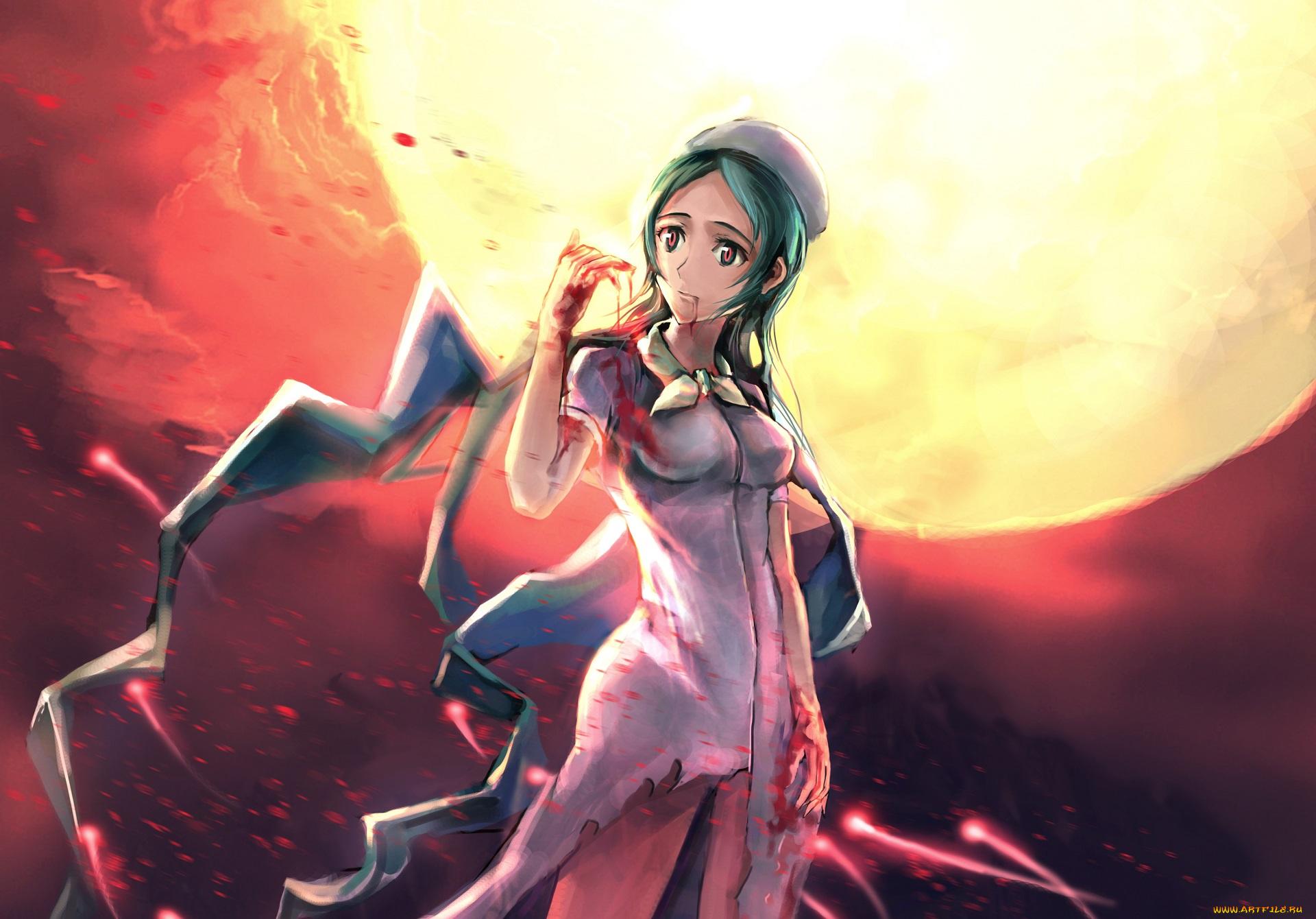 Медсестра аниме загрузить
