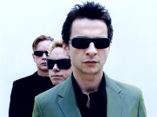 Картинка depeche mode музыка