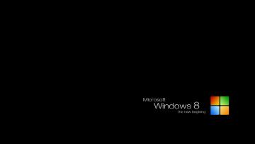 Картинка компьютеры windows тёмный