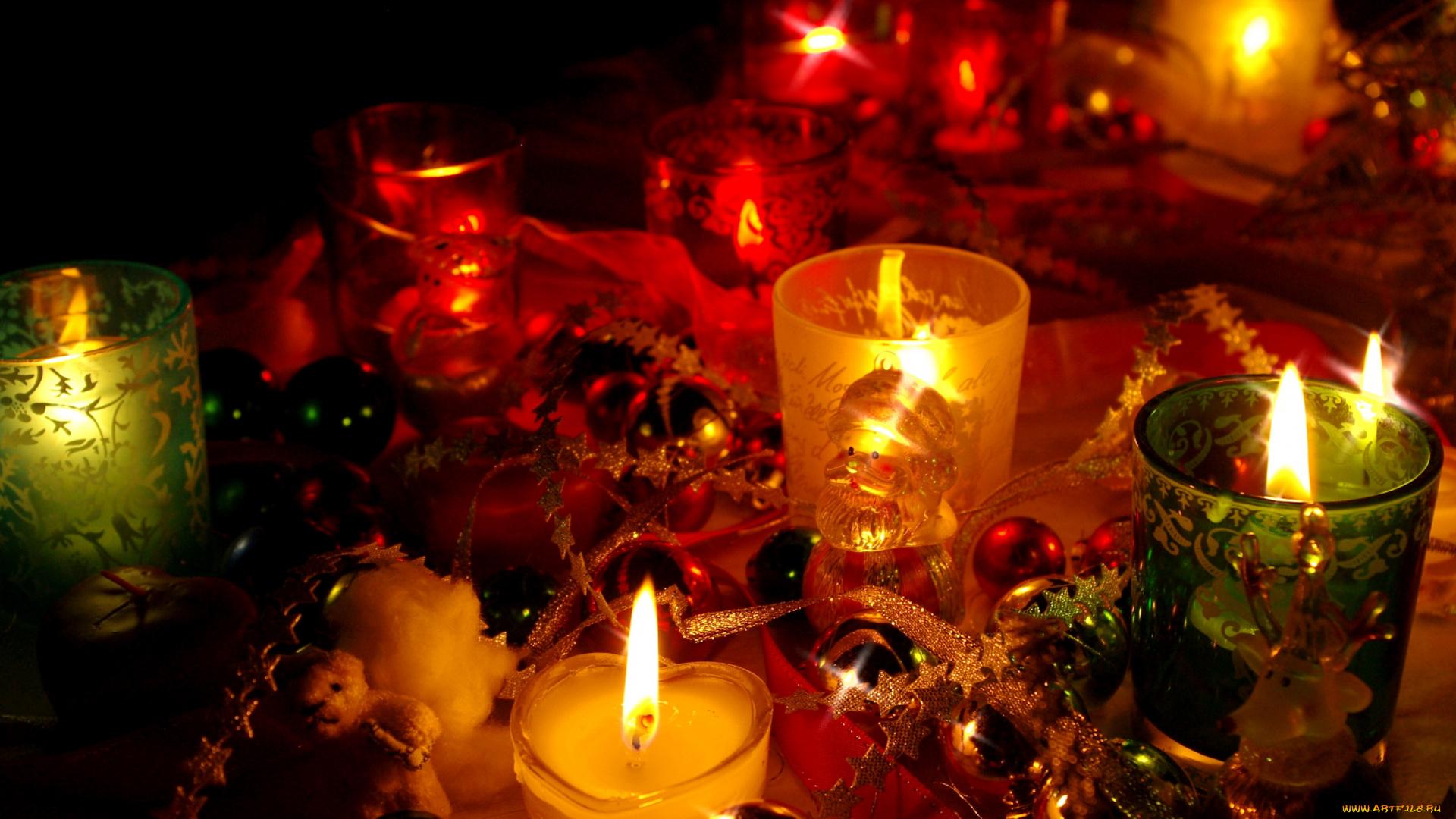Картинка со свечами праздник, введение
