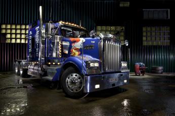 Картинка kenworth автомобили автобусы сша грузовые truck company