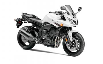 Картинка мотоциклы yamaha 2012 fz1