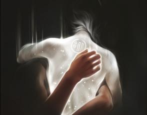 обоя фэнтези, призраки, объятия
