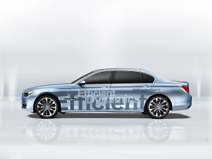 обоя bmw 7 series active hybrid concept 2008, автомобили, bmw, active, 7, series, 2008, hybrid, concept
