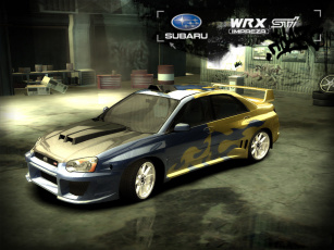 обоя nfs, видео, игры, need, for, speed, most, wanted