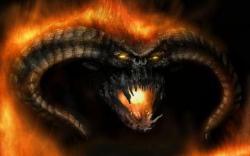 Картинка фэнтези демоны