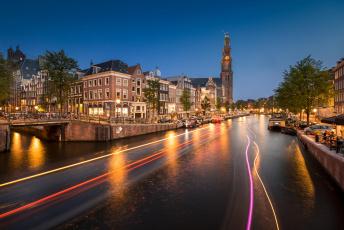обоя города, амстердам , нидерланды, амстердам