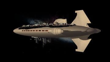 обоя 3д графика, космические корабли,  звездолеты , spaceships,  starships, полет, вселенная, галактика, космический, корабль