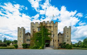 обоя hever castle, города, замки англии, замок